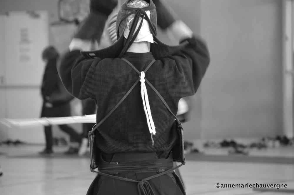 Kendo à domicile du 7 février